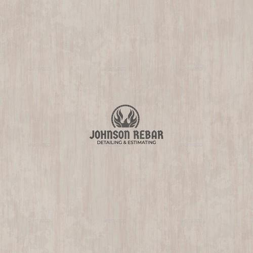 Logo design for a rebar company
