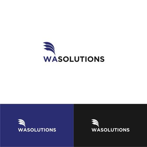 Logo Design for Financial Digital Marketing Agency
