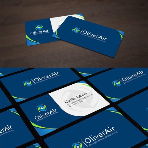 winning design for oliver air
