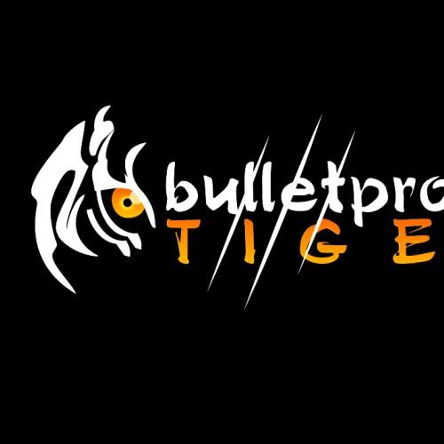 Bulletproof Tiger Logo