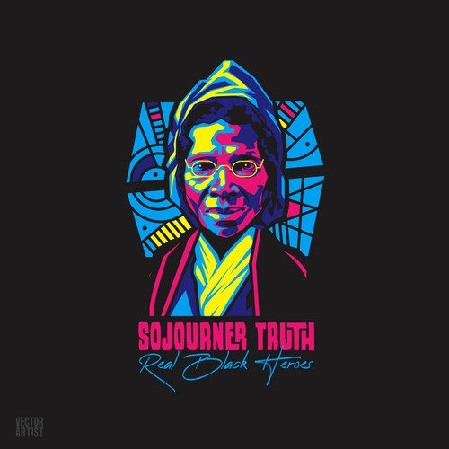 Sojourner Truth - Real Black Heroes