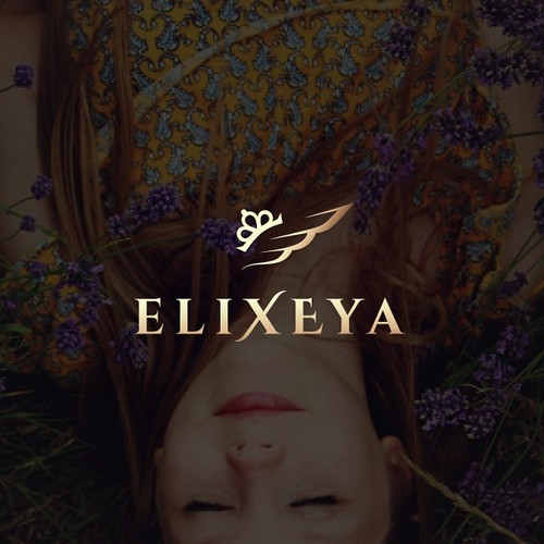 Elegant and Beautiful Logo Design for Elixeya