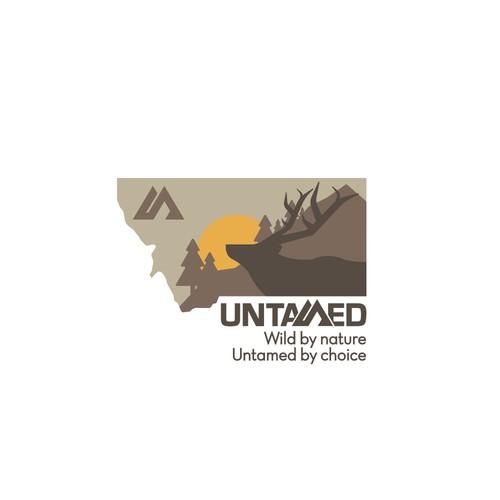 Untamed Sample Logo