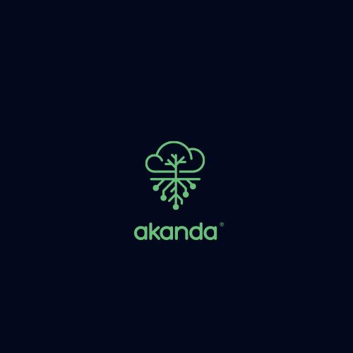 Logo for Akanda
