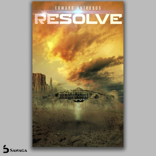 Resolve Book Cover