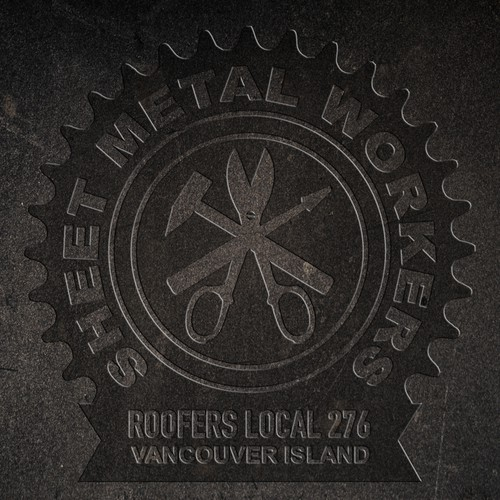 Create dramatic new logo for a Sheet Metal Union's 75 anniversary
