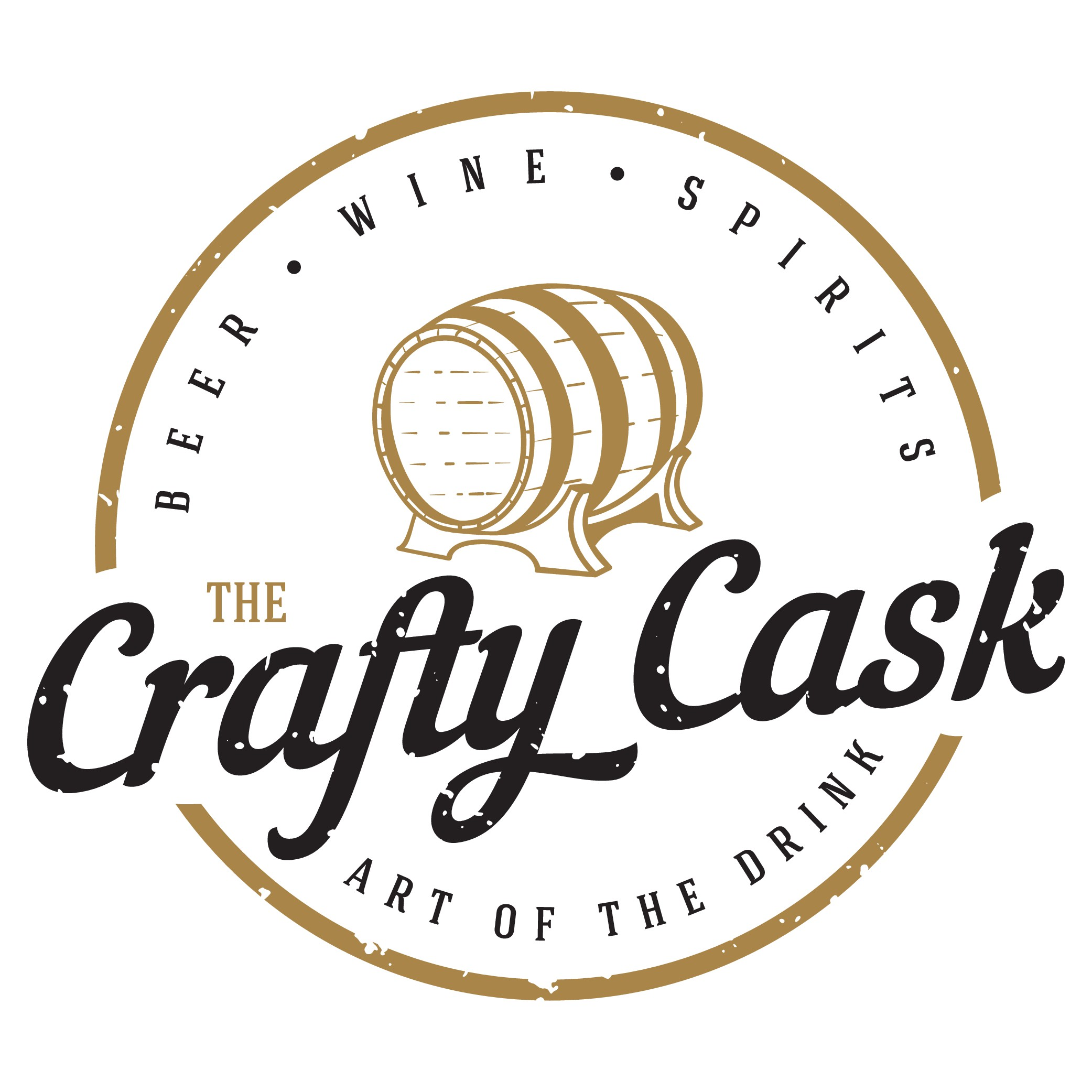 Design a sassy, fun logo for The Crafty Cask...celebrating all things craft alcohol!