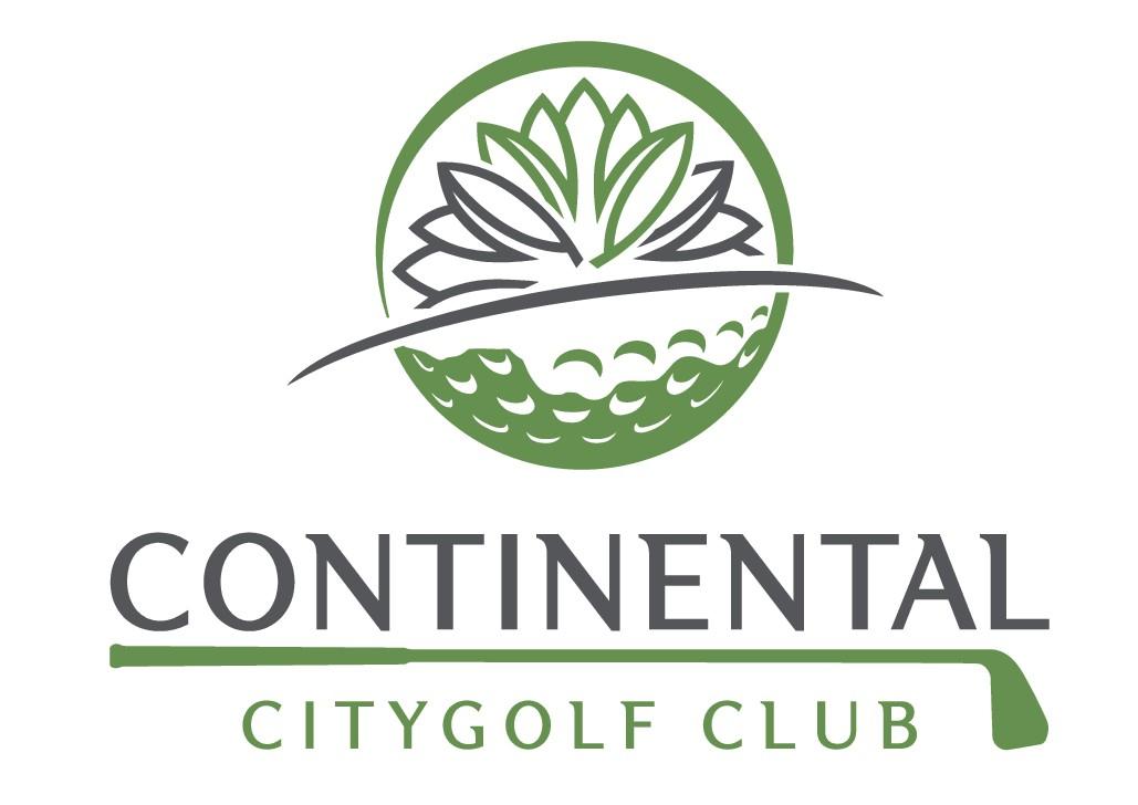 Continental Golfclub Logo Design