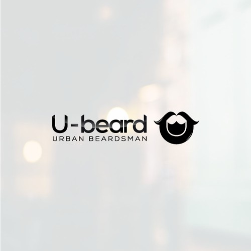 Logo for U-beard