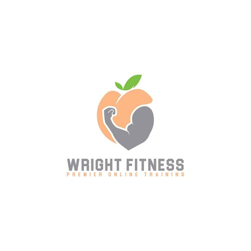 The Logo Design for Health Fitness
