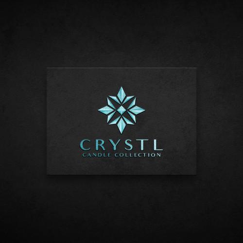 Crystal Candle Logo