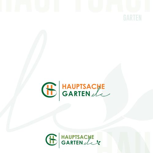 Entwerfe ein modernes Logo für ein neues Gartenportal