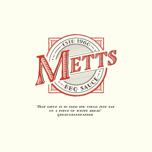 Metts BBQ SAUCE
