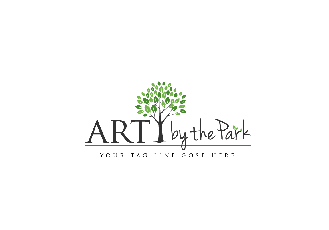 """Create a logo for """"Art by the Park"""""""