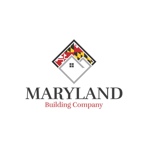 Logotipo - Maryland Building Company