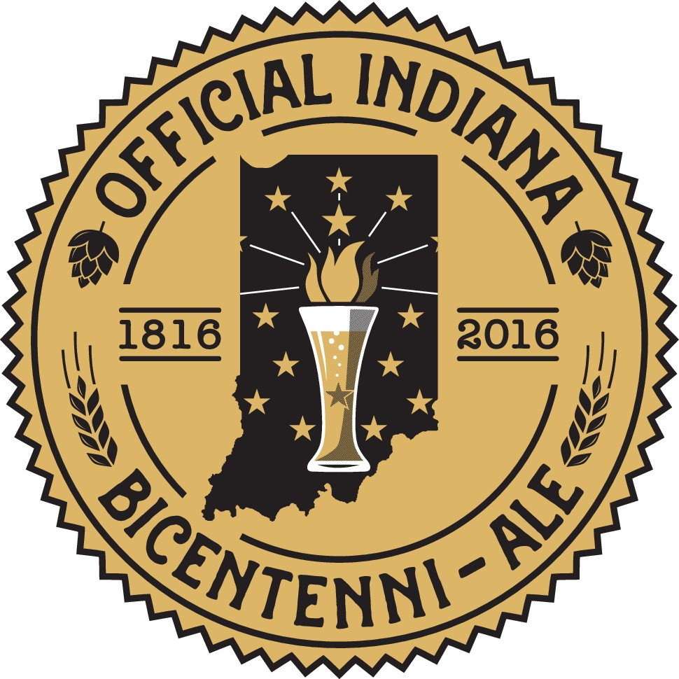 Official Indiana Bicentenni-Ale logo