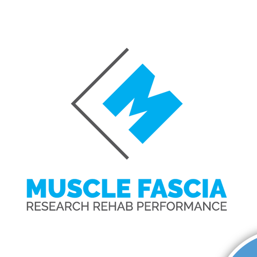 Clever concept Logo for Muscle Fascia