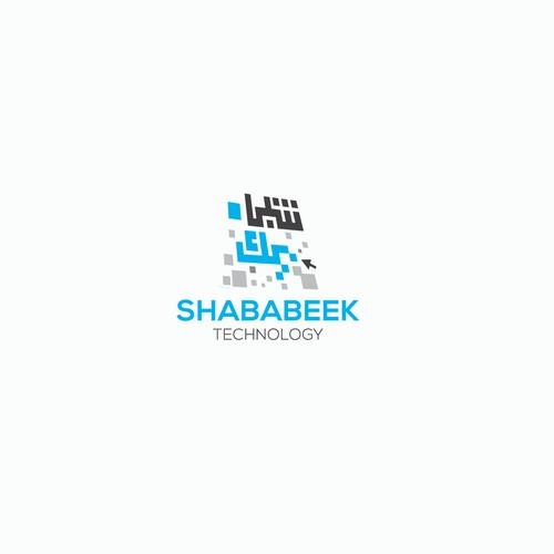 logo shababek
