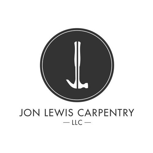 Jon Lewis Carpentry Logo