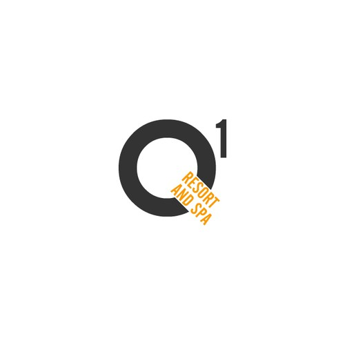 Design logo for for web site            Q1 Resort and Spa