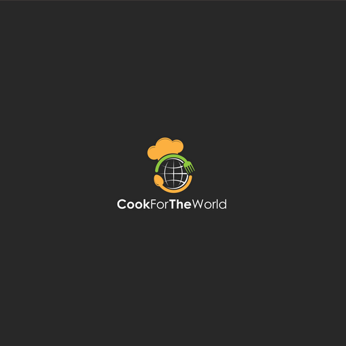 logo concept cookfortheworld