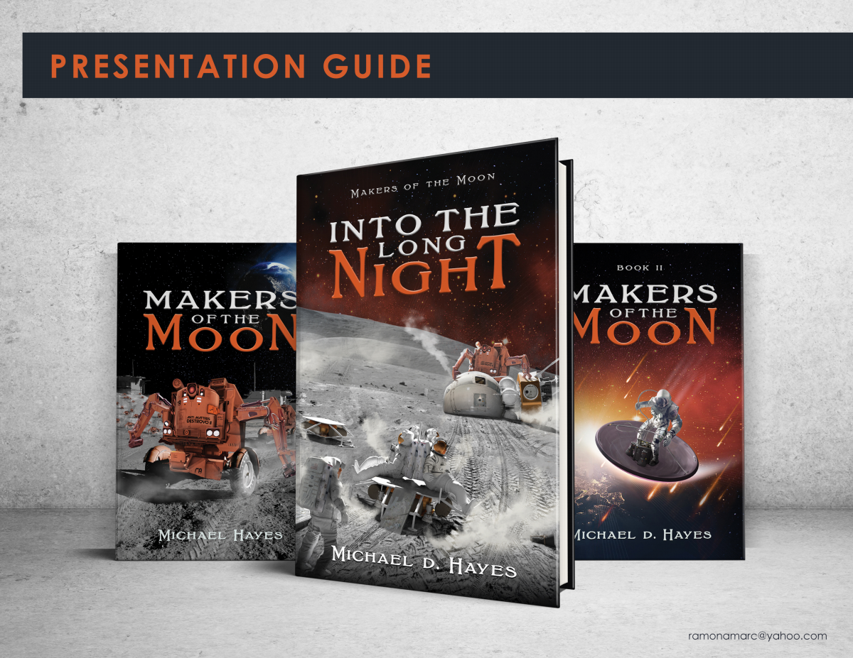Makers of the Moon Book 3