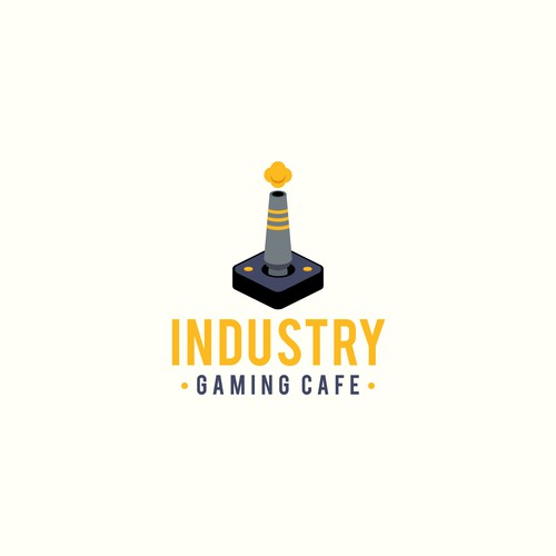 Gaming Cafe Logo