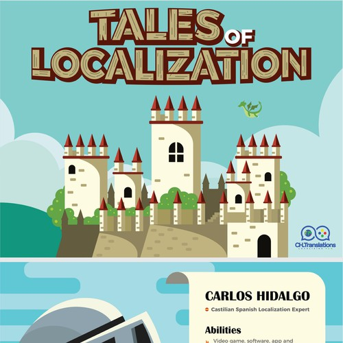 Tales of Localization Infographic