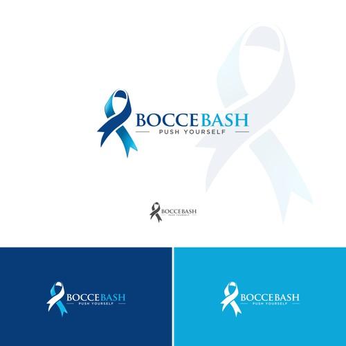 logo for BOCCE BASH