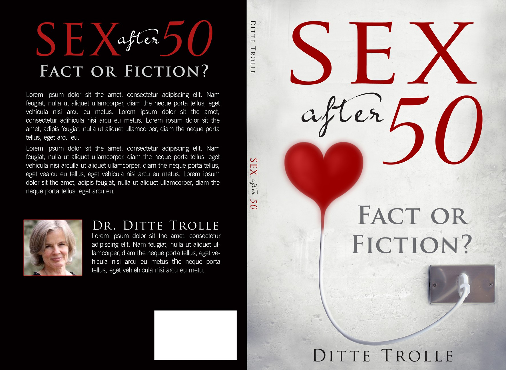 Book cover: Sex after 50