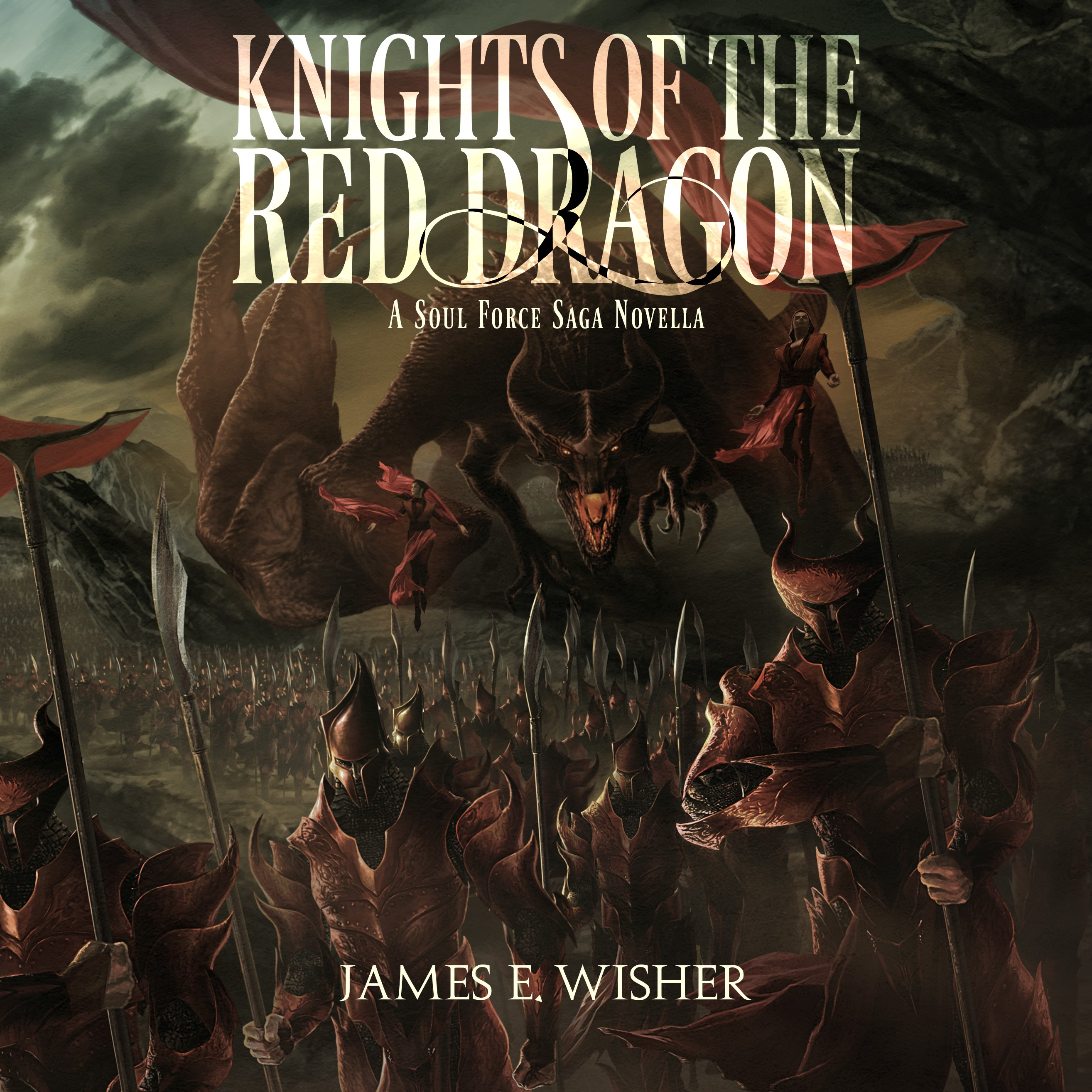 Knights of the Red Dragon Illustration