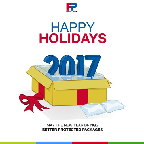FP Intertanional - greetings card