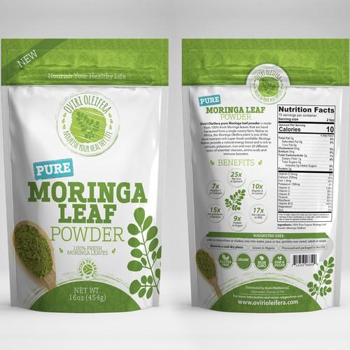 Moringa Leaf Tea