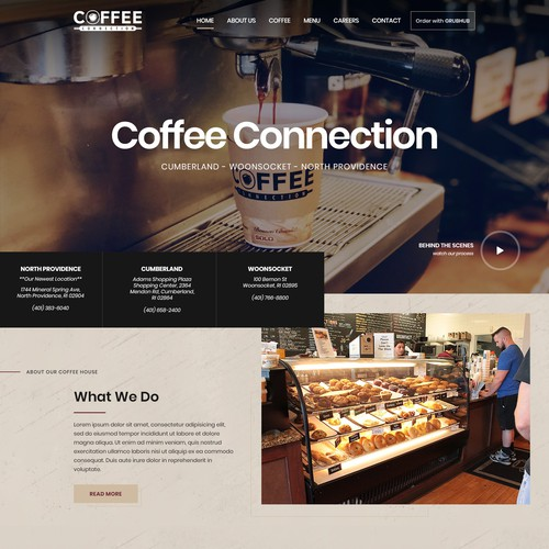 Branding Coffee Connection