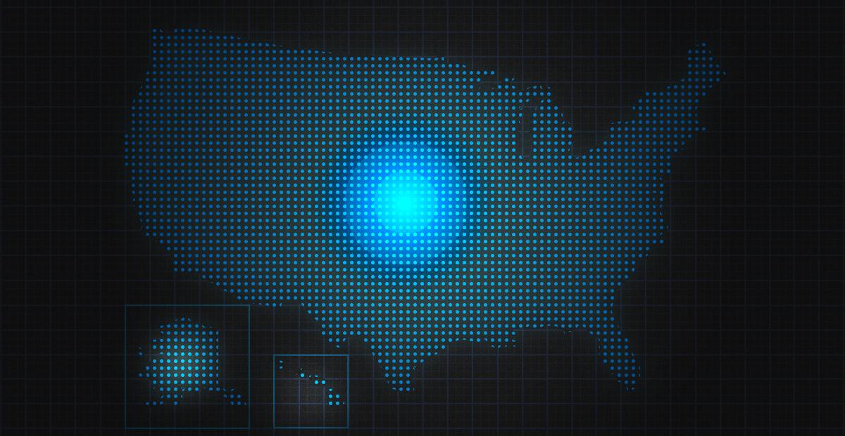 Blog Graphics for Centralized & Decentralized Logistics