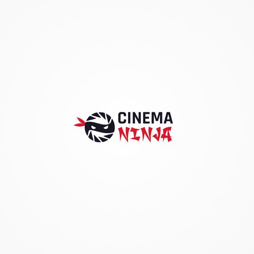"Design for ""Cinema Ninja"""