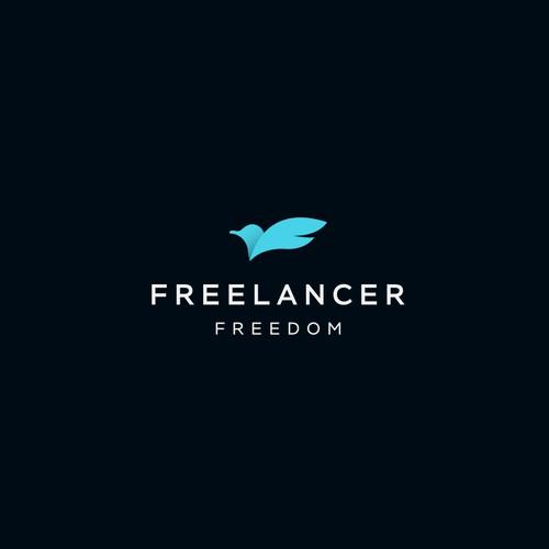 Logo design for Freelancer Freedom