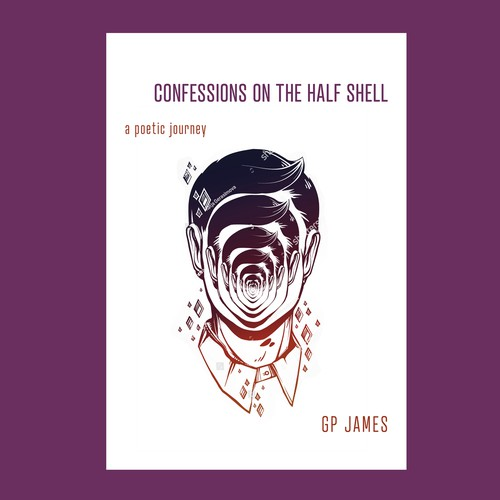 book cover for Confessions on the Half Shell