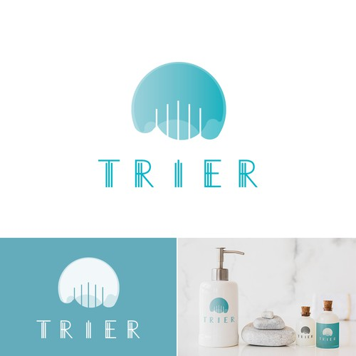 Logo concept for anti-aging products company