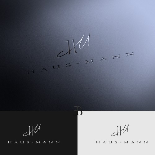 Logo for clothing company