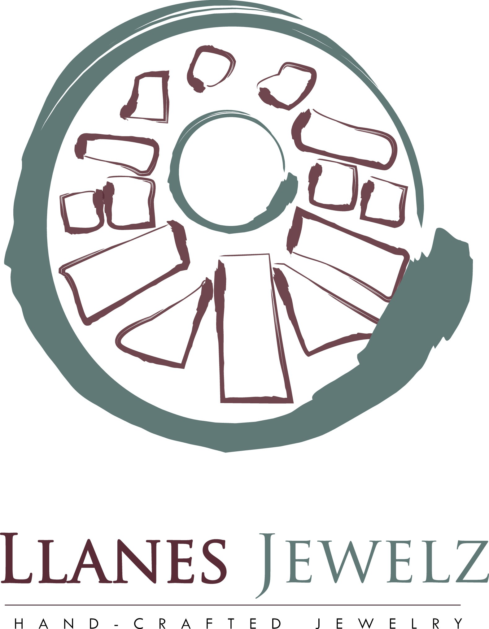 Llanes Jewelz Logo