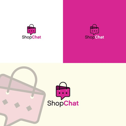 Platform app logo merchants with shoppers