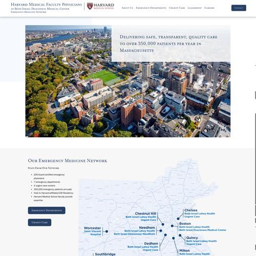 Harvard Medical Faculty Physicians