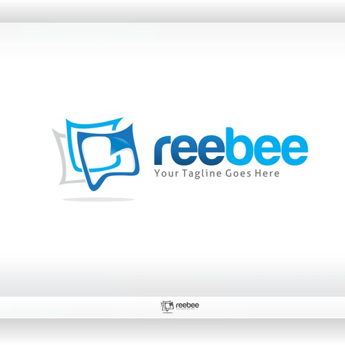 Help reebee with a new logo