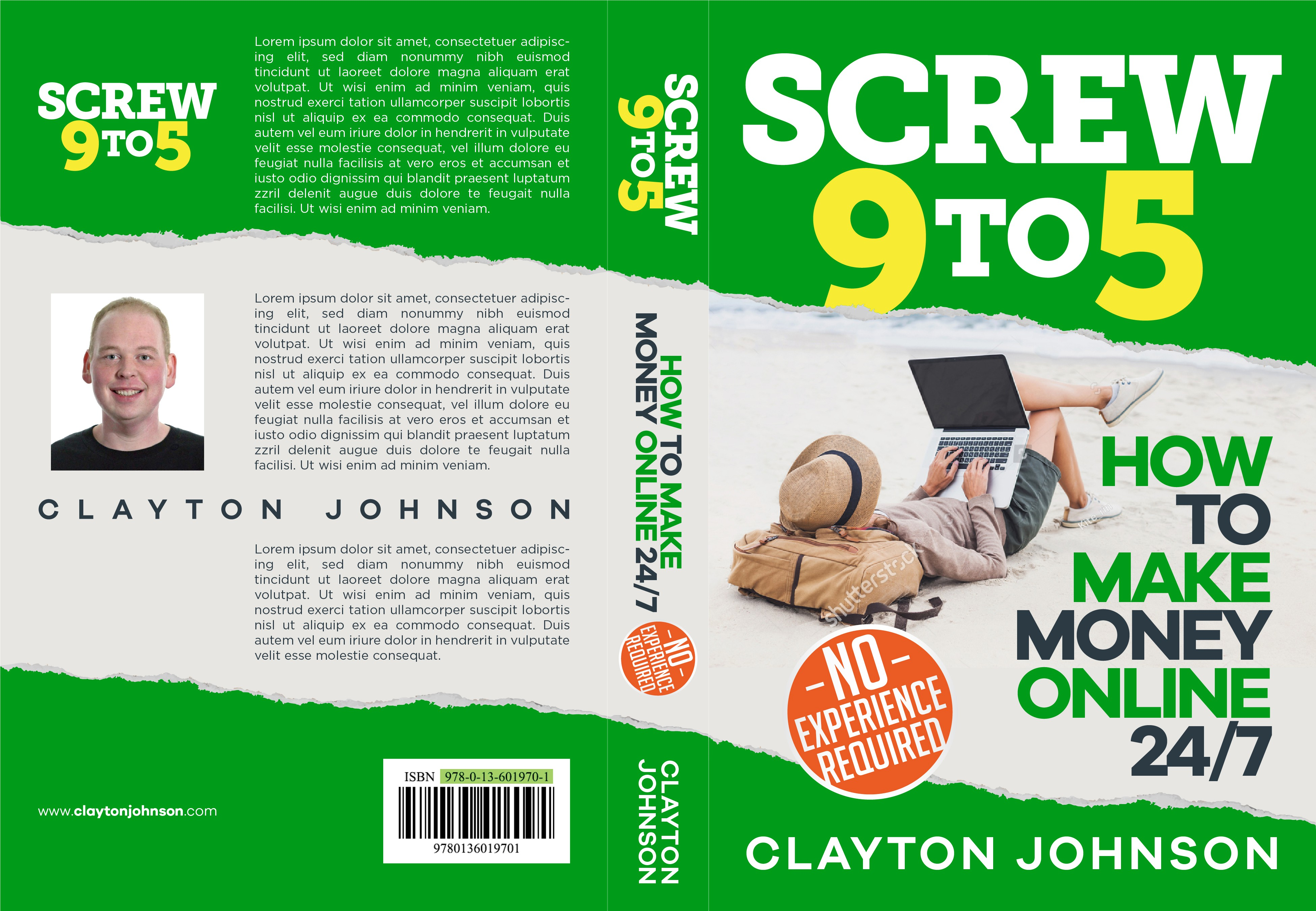 How to Make Money Online Book Cover