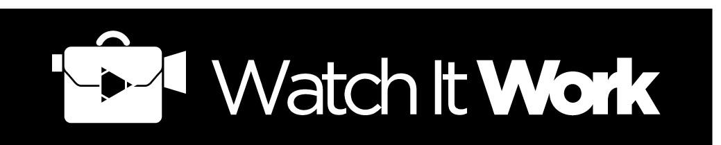 Watch It Work - A Video Job Posting Platform