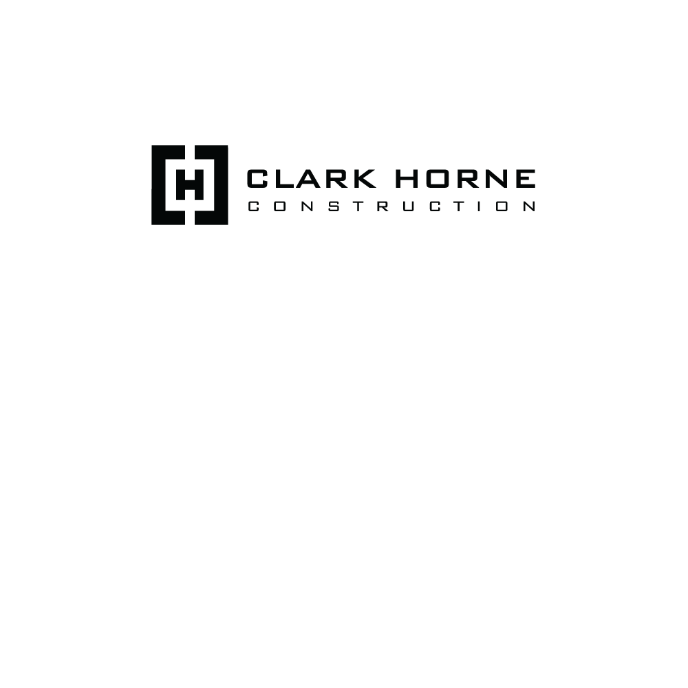 Construction company logo for a strong first impression