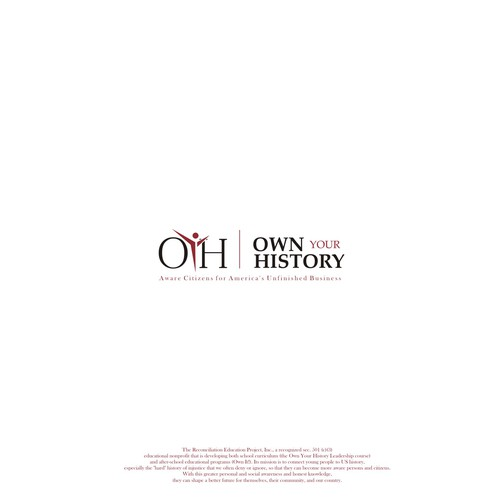 Own Your History Logo