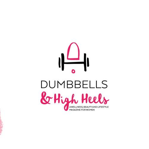 Dumbbell + high heel