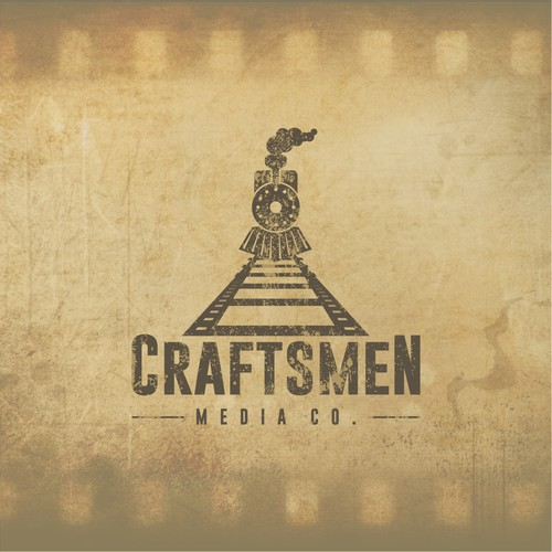 Craftsmen - Logo for a film production company
